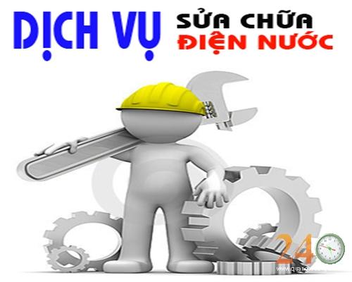 Sửa chữa điện nước tại quận Hoàng Mai