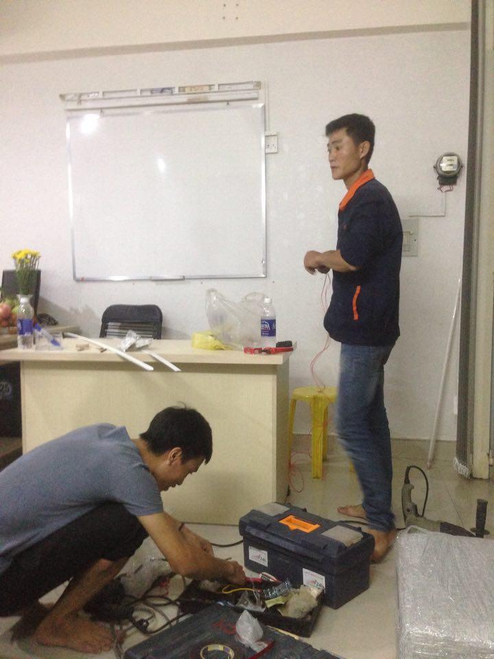 sửa chữa điện nước tại Khương Mai