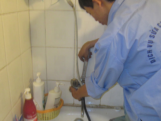 sửa chữa điện nước tại nhân chính