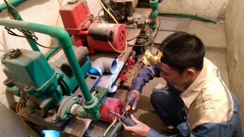 sửa chữa điện nước tại ngã tư sở