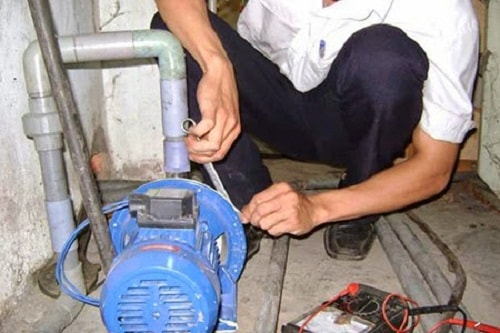 sửa chữa máy bơm nước tại thanh xân